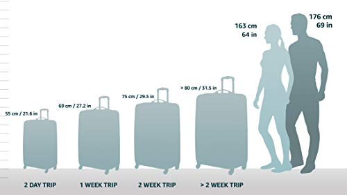 American Tourister - Soundbox Spinner 55/20 Expansible 35,5/41 L - 2,6 KG Golden Yellow