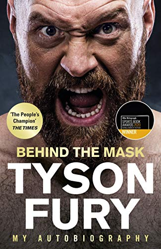 Behind the Mask: My Autobiography – Winner of the 2020 Sports Book of the Year (English Edition)