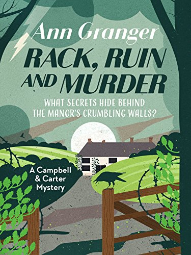 Rack, Ruin and Murder (A Campbell and Carter Mystery Book 2) (English Edition)