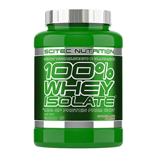 Whey Isolate 2000g chocolate AF