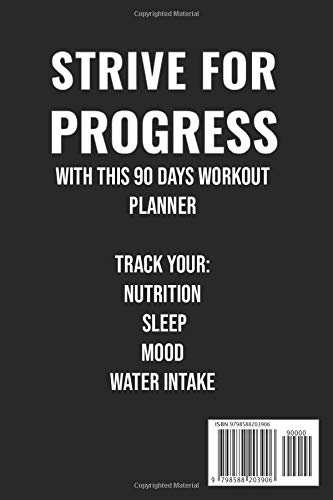 Think Training is Hard Try Losing 90 Days Workout Daily Workouts and Motivation: Your Workout Plan to become the best version of yourself! Change your ... Perfect Home Workouts for Men and Women.