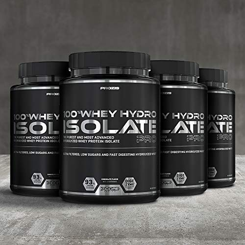 Xcore Nutrition 100% Whey Hydro Isolate Pro, Chocolate - 2000 gr